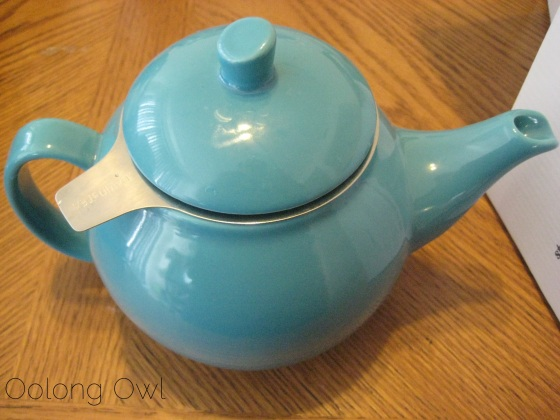 Bubble teapot from DavidsTea - Oolong owl tea blog