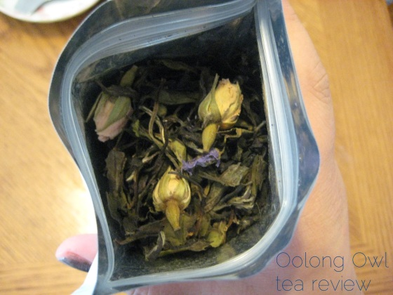 Coconut Grove from SteepCityTeas - Oolong Owl Tea Review (2)
