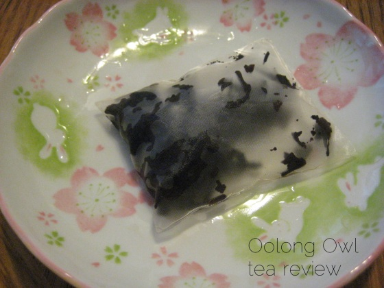 Onyx from Physique Tea - Oolong Owl Tea review