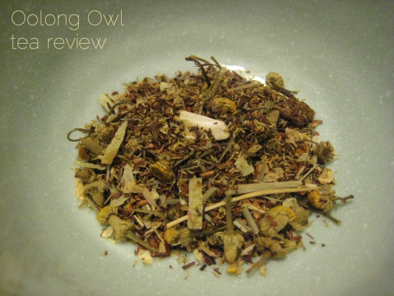 Banana Coconut from The Persimmon Tree - Oolong Owl tea review (2)