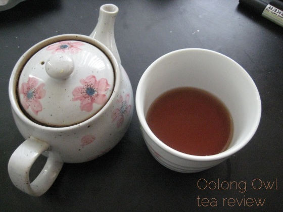 Brazillionaire from DavidsTEA - Oolong Owl Tea review (4)