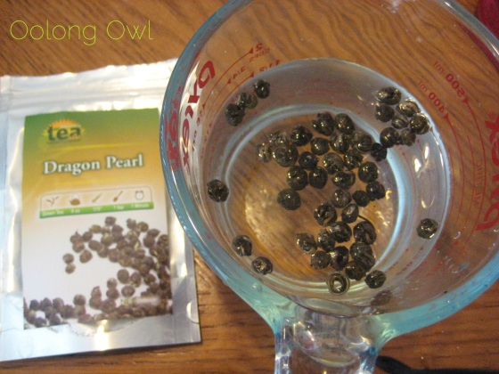 Green Tea Rice Recipe - Oolong Owl (1)