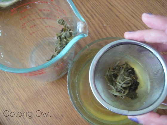 Green Tea Rice Recipe - Oolong Owl (3)