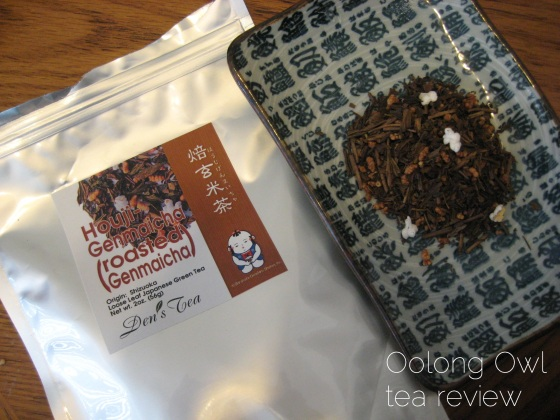 Houjigenmaicha from Dens Tea - Oolong Owl tea review (3)