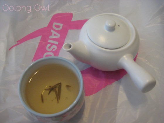 Oolong Owls Daiso teaware haul (5)