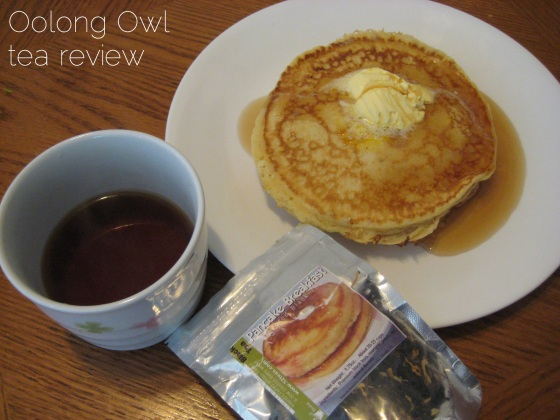 Pancake Breakfast from 52 teas - Oolong Owl Review (3)