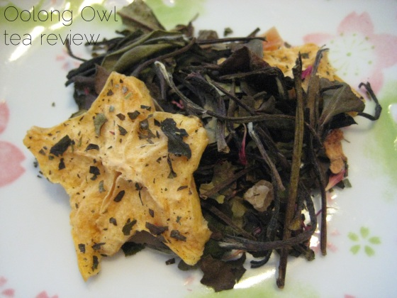 Starfruit Strawberry from ESP Emporium - Oolong Owl Tea Review (2)