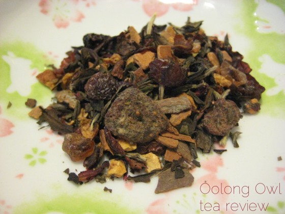 Strawberry Rhubarb Crumble from DavidsTEA - Oolong Owl Tea Review (1)