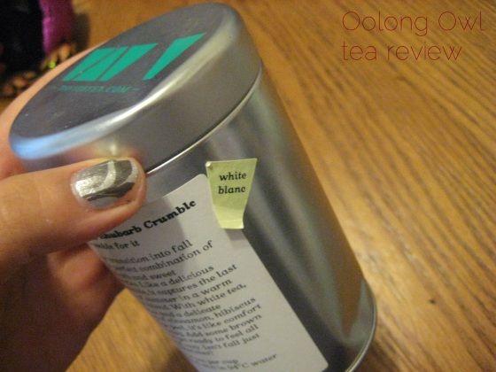 Strawberry Rhubarb Crumble from DavidsTEA - Oolong Owl Tea Review (4)