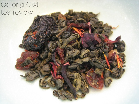 Agua di Jamaica from Steep City Teas - Oolong Owl Tea Review (1)