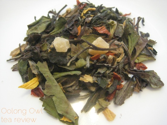 Bursting Lychee from Steep City Teas - Oolong Owl tea review (1)