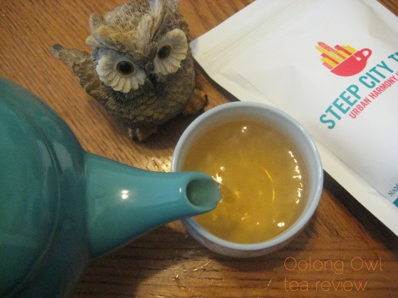 Bursting Lychee from Steep City Teas - Oolong Owl tea review (7)