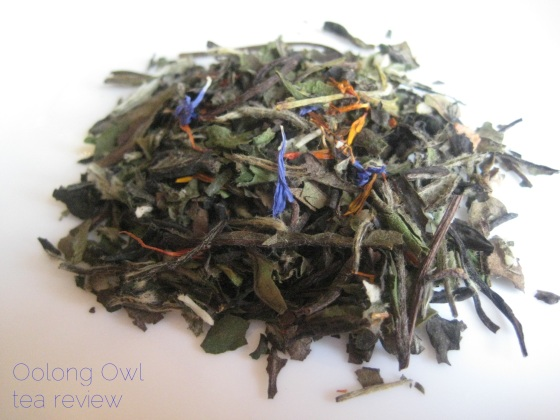 Coconut Creme from The Persimmon Tree - Oolong Owl Tea Review (1)
