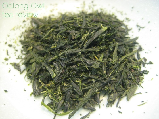 gyokuro kin from Dens Tea - Oolong Owl Tea Review (2)