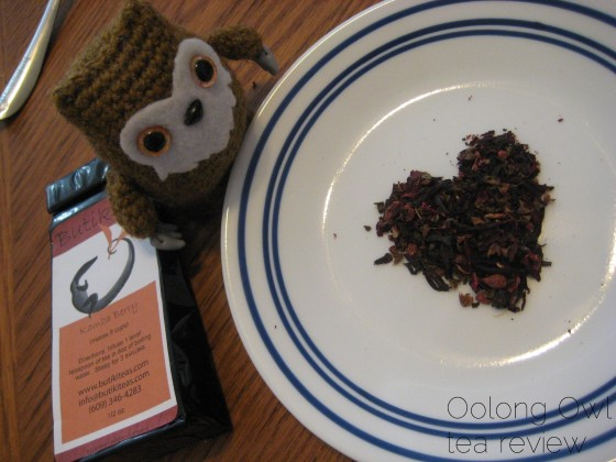Kamba Berry from Butiki Teas - Oolong Owl Tea Review (4)