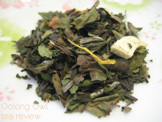 Mango Pear Deluxe from ESP Emporium - Oolong Owl Tea Review (3)
