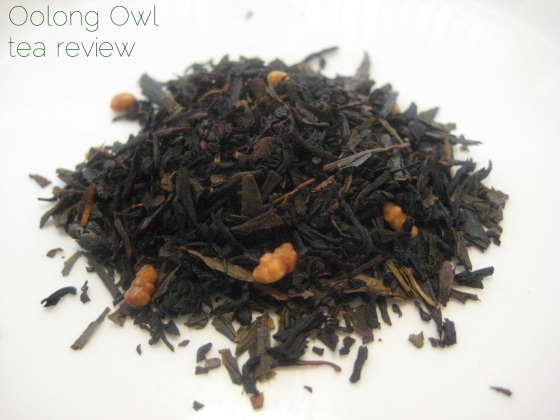 Nina's Paris Samples - Oolong Owl tea review (1)