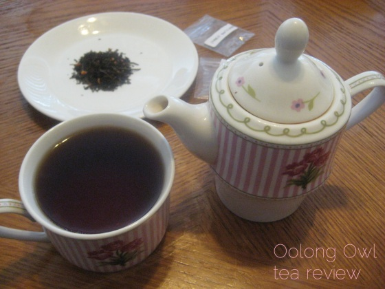 Nina's Paris Samples - Oolong Owl tea review (2)