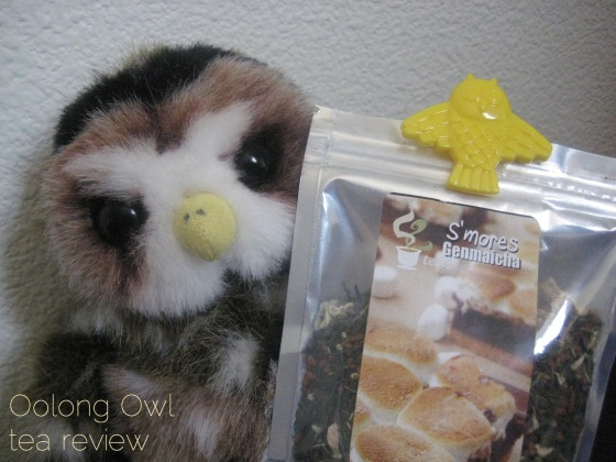 Smore Genmaicha from 52 Teas - Oolong Owl tea review 2 (1)