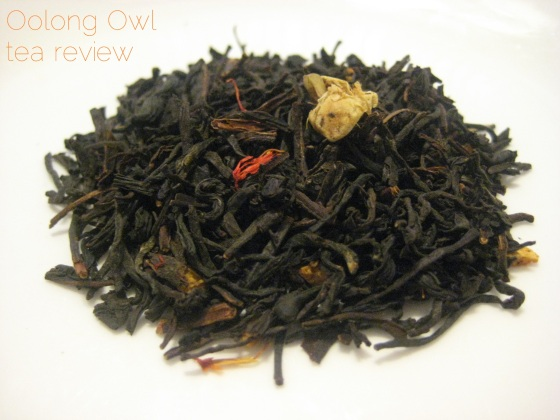 Tropical Mango from TeaJo - Oolong Owl tea review (2)
