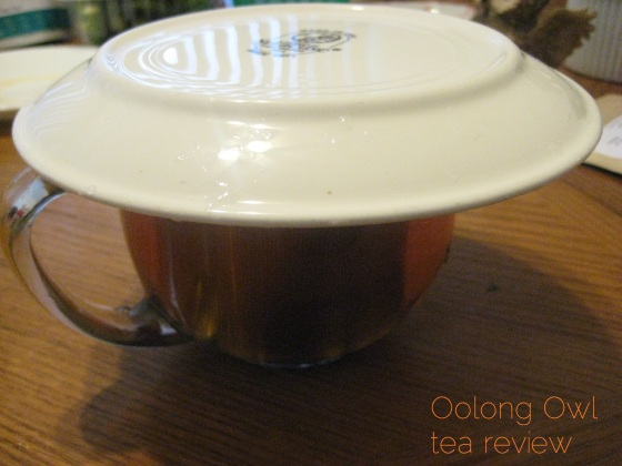 Tropical Mango from TeaJo - Oolong Owl tea review (4)