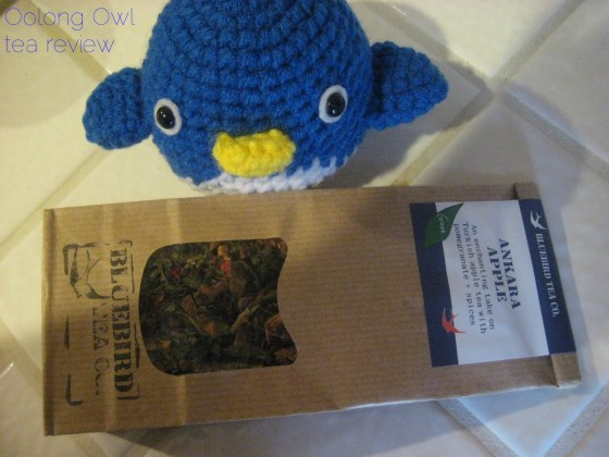 Ankara Apple from Bluebird Tea Co - Oolong Owl tea review (1)