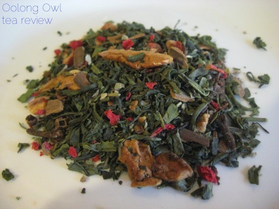 Ankara Apple from Bluebird Tea Co - Oolong Owl tea review (4)