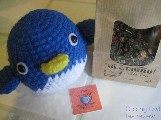 Ankara Apple from Bluebird Tea Co - Oolong Owl tea review (6)