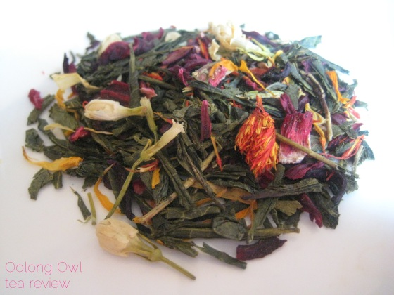 Blushing Geisha from Steep City Teas - Oolong Owl Tea Review (1)