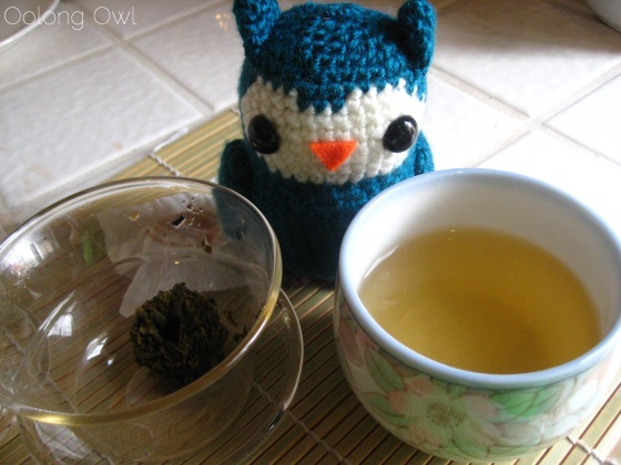 Oolong Owls first tuocha (14)