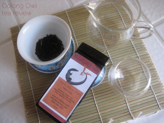 Organic Japanese Puerh from Butiki Teas - Oolong Owl Tea Review (2)