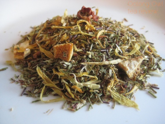 Peach Picnic from The Persimmon Tree - Oolong Owl Tea Review (1)