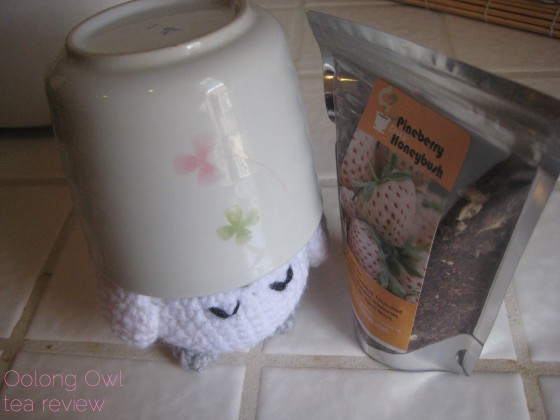 Pineberry Honeybush from 52 Teas - Oolong Owl Tea Review (3)