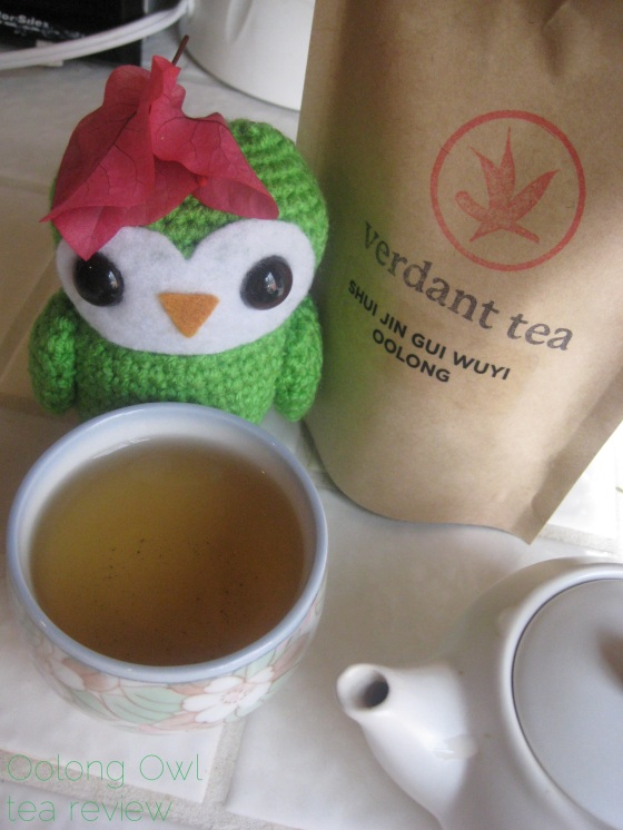 Shui Jin Gui Wuyi Oolong from Verdant Tea - Oolong Owl tea review (10)