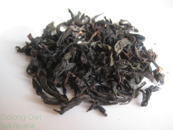 Shui Jin Gui Wuyi Oolong from Verdant Tea - Oolong Owl tea review (4)