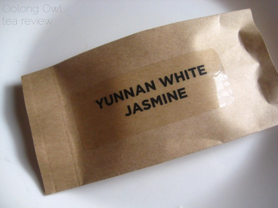 Yunnan White Jasmine from Verdant Tea - Oolong Owl tea review (1)