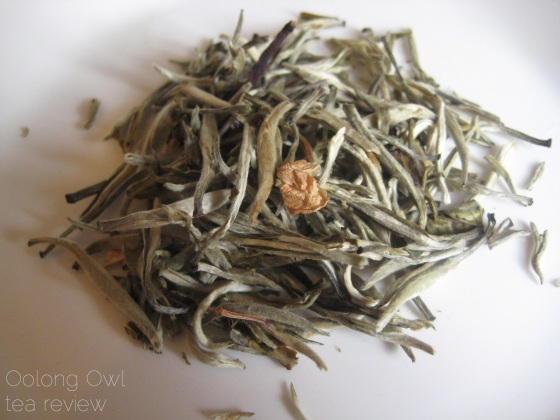 Yunnan White Jasmine from Verdant Tea - Oolong Owl tea review (2)