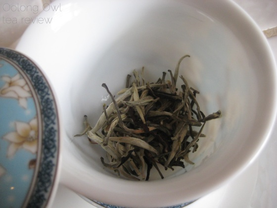 Yunnan White Jasmine from Verdant Tea - Oolong Owl tea review (3)
