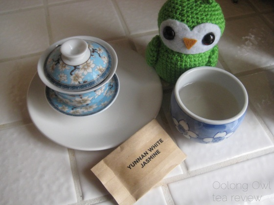 Yunnan White Jasmine from Verdant Tea - Oolong Owl tea review (4)