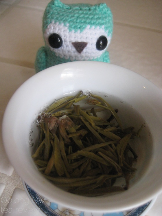 Yunnan White Jasmine from Verdant Tea - Oolong Owl tea review (8)