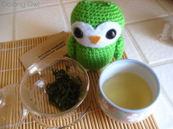 Autumn Harvest Laoshan Green from Verdant Tea - Oolong Owl tea review (6)
