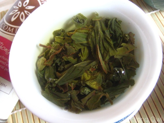 Bao Zhong from The Persimmon Tree - Oolong Owl Tea Review (7)