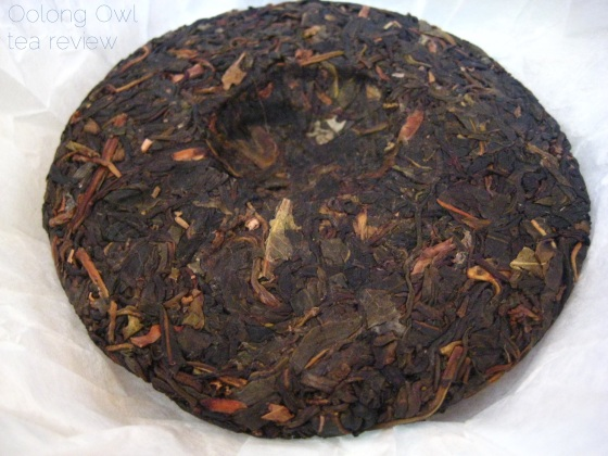 Mandala Tea Wild Monk Sheng 2012 - Oolong Owl Tea Review (7)