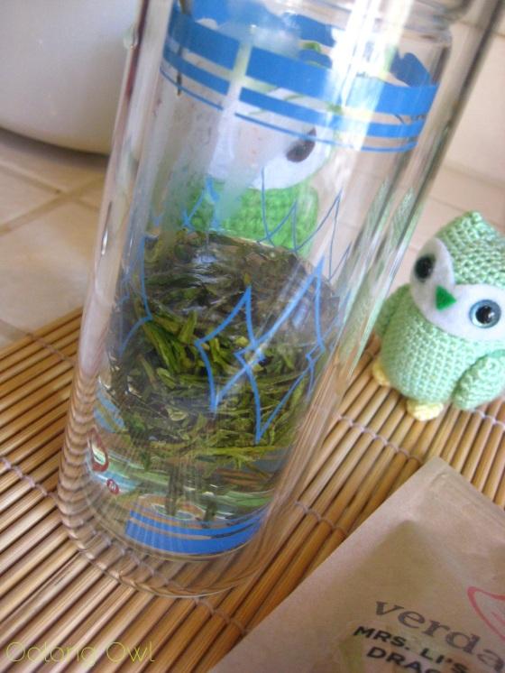 Mrs Li She Feng Dragonwell from Verdant Tea - Oolong Owl tea review (15)