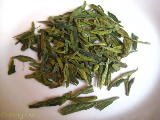 Mrs Li She Feng Dragonwell from Verdant Tea - Oolong Owl tea review (2)