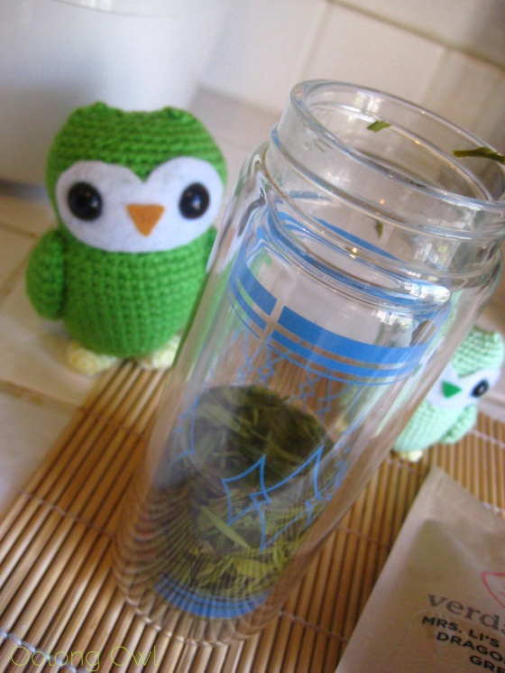 Mrs Li She Feng Dragonwell from Verdant Tea - Oolong Owl tea review (22)
