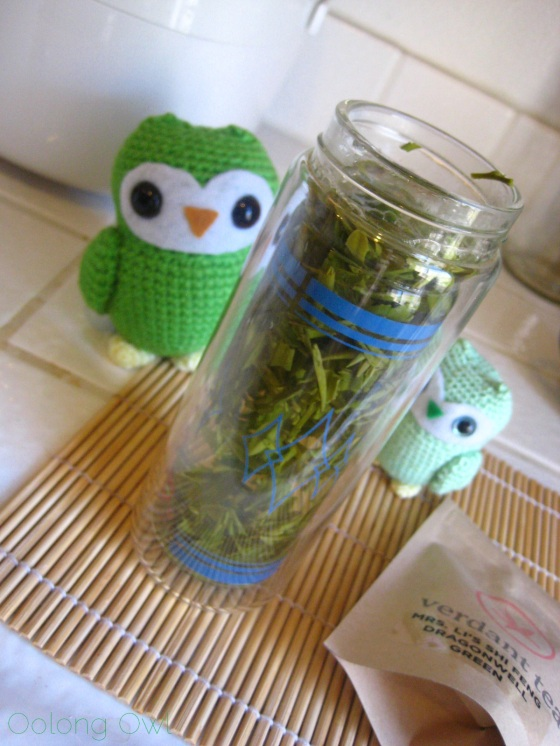 Mrs Li She Feng Dragonwell from Verdant Tea - Oolong Owl tea review (23)
