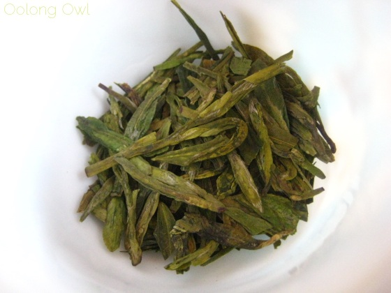 Mrs Li She Feng Dragonwell from Verdant Tea - Oolong Owl tea review (4)