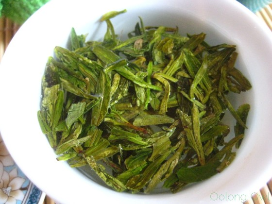 Mrs Li She Feng Dragonwell from Verdant Tea - Oolong Owl tea review (5)