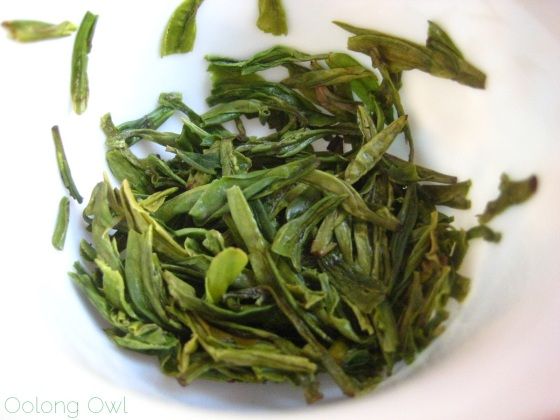 Mrs Li She Feng Dragonwell from Verdant Tea - Oolong Owl tea review (7)